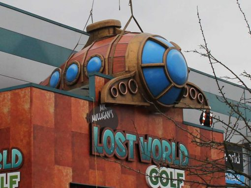 MR MULLIGAN'S LOST WORLD GOLF